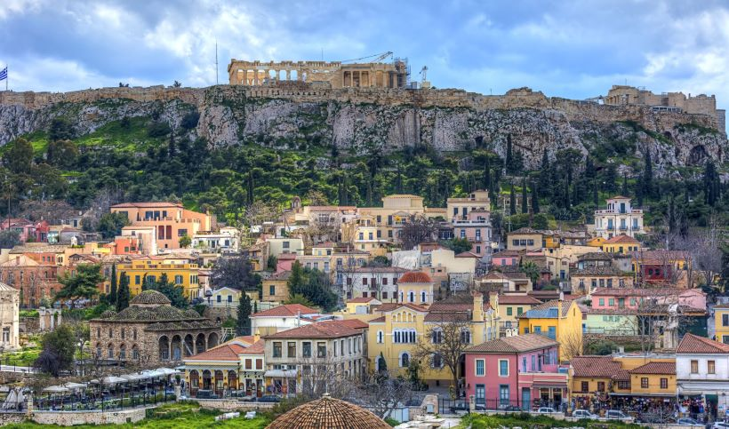galintours-Acropolis and Plaka Plaka